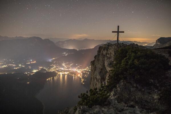 Gipfelkreutz an der Trisselwand - Fotograf Michael Groessinger