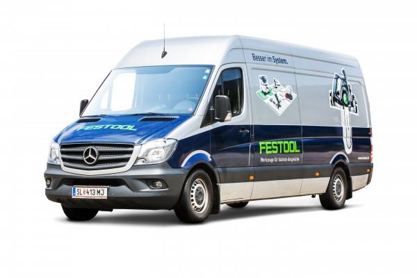 Festool - Mercedes Sprinter