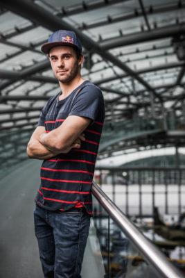 Felix Seifert - Red Bull Skydive Team