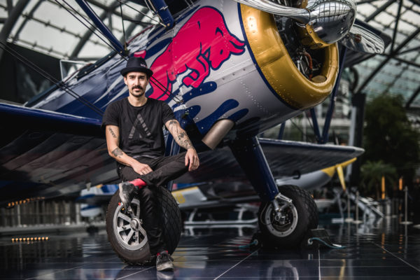 Marco Waltenspiel - Athlete of the Red Bull Skydive Team