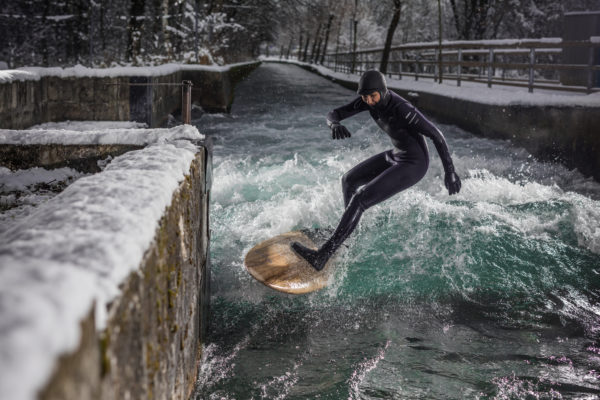 Riversurfing in Austria